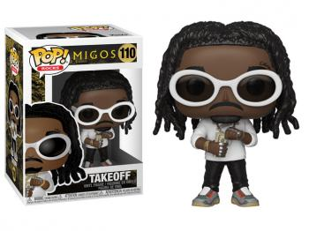 Pop Rocks Migos POP! Vinyl Figure - Takeoff