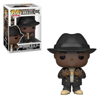Pop Rocks POP! Vinyl Figure - Notorious B.I.G (Biggie Smalls)