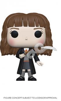 Harry Potter POP! Vinyl Figure - Hermione w /Feather