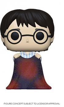 Harry Potter POP! Vinyl Figure - Harry w/ Invisibility Cloak