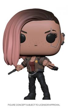 Cyberpunk 2077 POP! Vinyl Figure - V Female