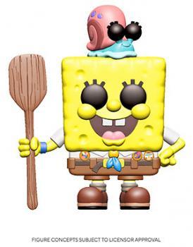 SpongeBob SquarePants POP! Vinyl Figure - Spongebob (Scout) w/ Gary