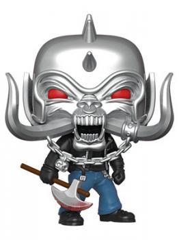 Pop Rocks Motörhead POP! Vinyl Figure - Warpig