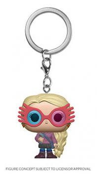 Harry Potter Pocket POP! Key Chain - Luna Lovegood