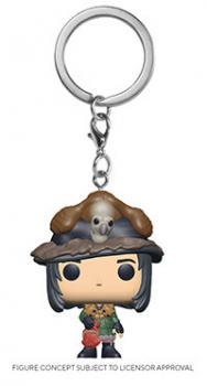 Harry Potter Pocket POP! Key Chain - Snape as Boggart