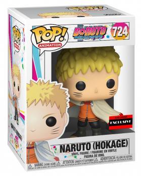 Boruto POP! Vinyl Figure - Naruto (Hokage) (AAA Anime Exclusive No. 8) [RANDOM] [STANDARD]