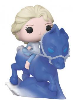 Frozen 2 POP! Rides Vinyl Figure - Elsa w/ Nokk (Disney)