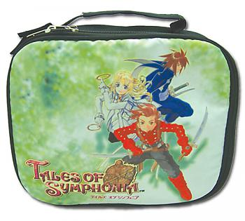 Tales Of Symphonia Lunch Bag - Gamecube Key Art