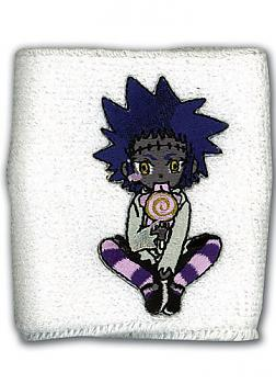 D Gray Man Sweatband - Road