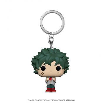 My Hero Academia Pocket POP! Key Chain - Deku in School Uniform