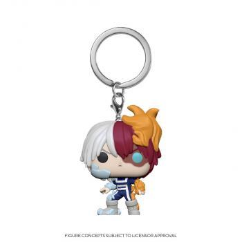 My Hero Academia Pocket POP! Key Chain - Todoroki