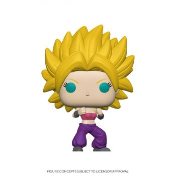 Dragon Ball Super POP! Vinyl Figure - Caulifla