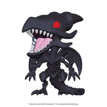 Yu-Gi-Oh! POP! Vinyl Figure - Red-Eyes Black Dragon