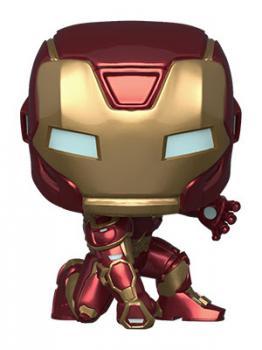 Avengers Game POP! Vinyl Figure - Iron Man (Stark Tech Suit) (Marvel)