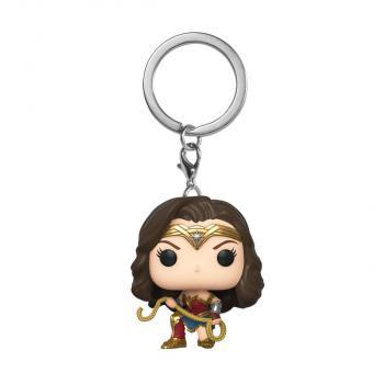 Wonder Woman 1984 Pocket POP! Key Chain - Wonder Woman