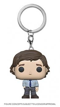 The Office Pocket POP! Key Chain - Jim Halpert