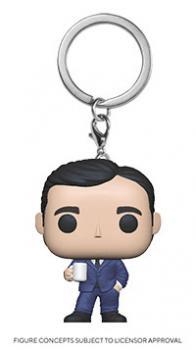 The Office Pocket POP! Key Chain - Michael Scott