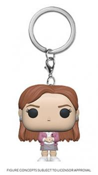 The Office Pocket POP! Key Chain - Pam Beesly