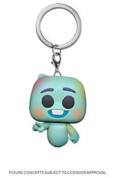 Soul Pocket POP! Key Chain - 22 (Pixar) (Disney)