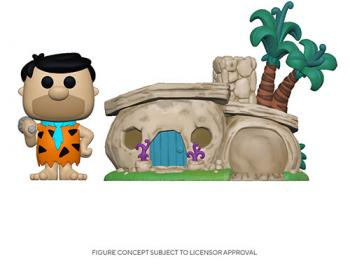 The Flintstones POP! Home Vinyl Figure - Flintstone's Home