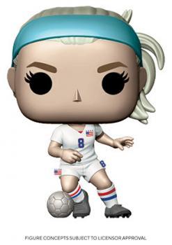 USWNT Soccer Stars POP! Vinyl Figure - Julie Ertz