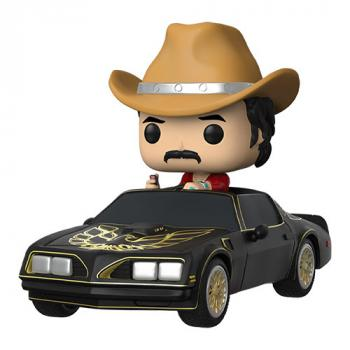 Smokey and the Bandit POP! Rides Vinyl Figure - Trans Am