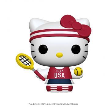 Hello Kitty Sports POP! Vinyl Figure - Tennis Hello Kitty