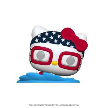 Hello Kitty Sports POP! Vinyl Figure - Swimming Hello Kitty