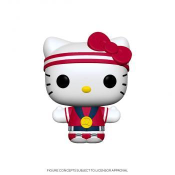 Hello Kitty Sports POP! Vinyl Figure - Gold Medal Hello Kitty