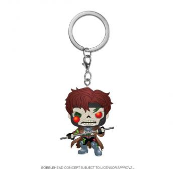 X-Men Pocket POP! Key Chain - Zombies Gambit (Marvel)