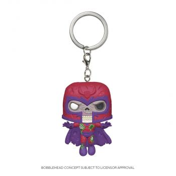 X-Men Pocket POP! Key Chain - Zombies Magneto (Marvel)