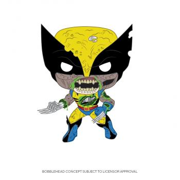 Wolverine POP! Vinyl Figure - Zombies Wolverine (Marvel)