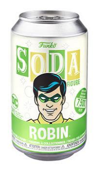 Batman Vinyl Soda Figure - Robin (Limited Edition: 7500 PCS)