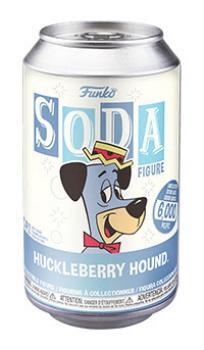 Hanna Barbera Vinyl Soda Figure - Huckleberry Hound (Limited Edition: 6000 PCS)