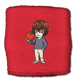 Death Note Sweatband - Chibi Light