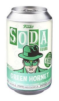 Green Hornet Vinyl Soda Figure - Green Hornet (Limited Edition: 6000 PCS)
