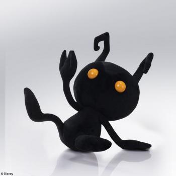 Kingdom Hearts Action Doll Plush - Shadow Heartless