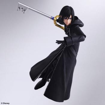 Kingdom Hearts 3 Bring Arts Action Figure - Xion