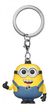 Minions Rise of Gru Pocket POP! Key Chain - Pet Rock Otto
