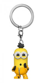 Minions Rise of Gru Pocket POP! Key Chain - Kung Fu Kevin