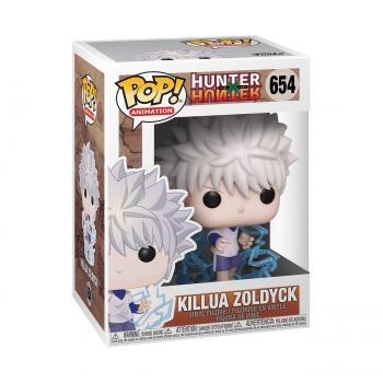 Hunter x Hunter POP! Vinyl Figure - Killua Zoldyck [STANDARD]