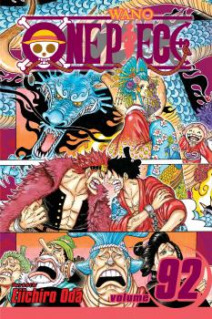 One Piece Manga Vol.  92