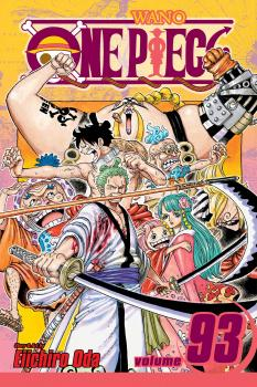 One Piece Manga Vol.  93