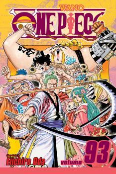 One Piece Manga Vol.  93