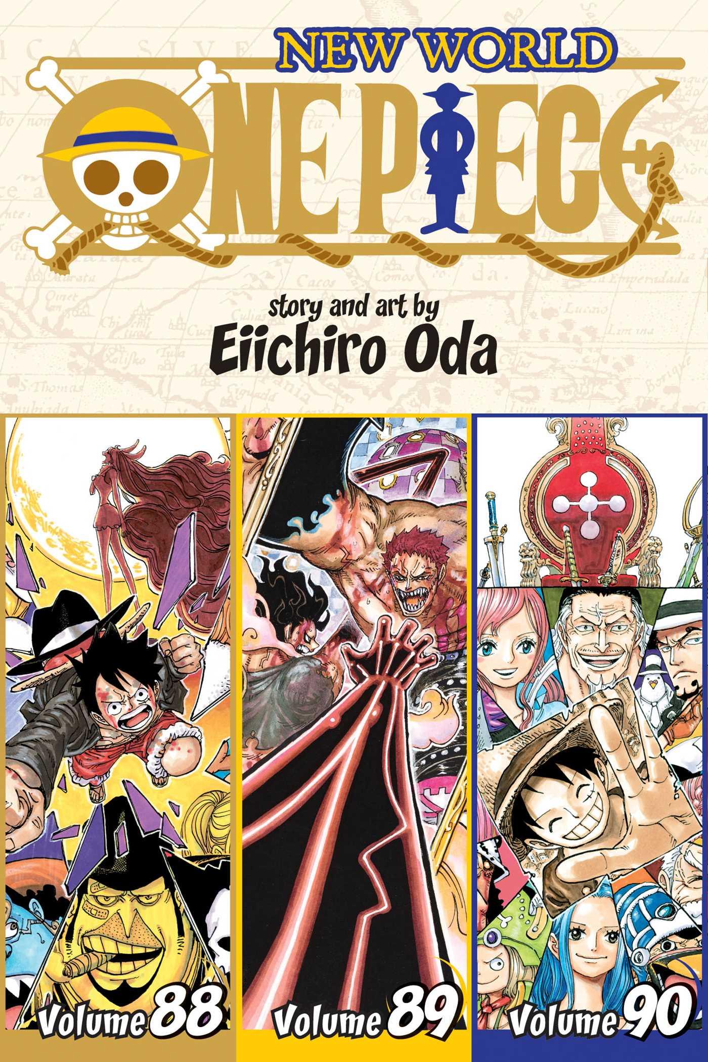 One Piece: Omnibus Manga Vol. 30 @Archonia_US