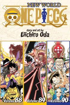 One Piece: Omnibus Manga Vol.  30
