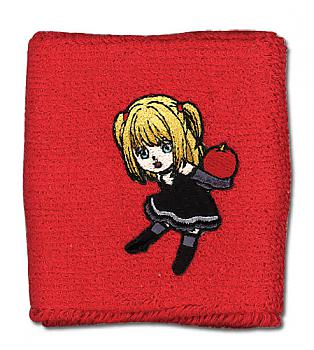 Death Note Sweatband - Chibi Misa