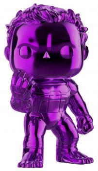 Avengers Endgame POP! Vinyl Figure - W2 - Hulk (Purple Chrome) (Marvel) (Overseas Edition)