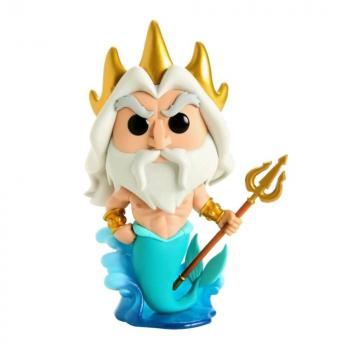 "The Little Mermaid 6"" POP! Vinyl Figure - King Triton (Disney) (Overseas Edition)"