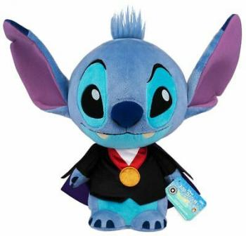 "Lilo & Stitch SuperCute 12"" Plush - Halloween Stitch (Disney) (Overseas Edition)"